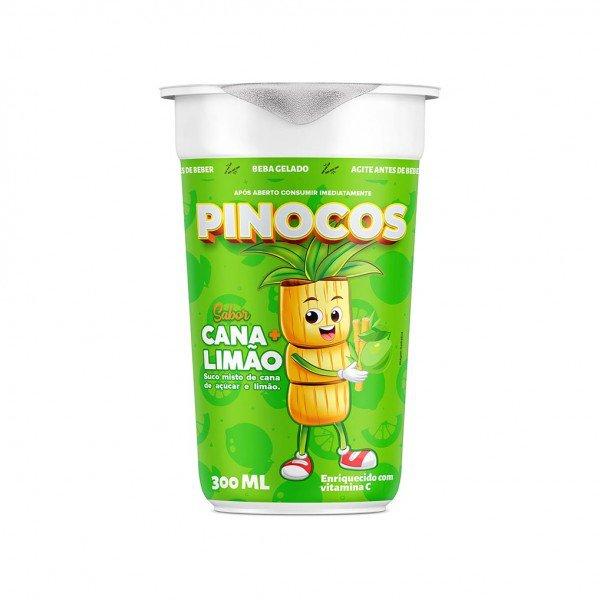 copo frente caldo de cana pinocos envasado 300ml limao