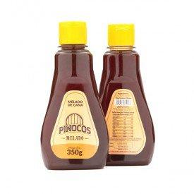 melado de cana pinocos bisnaga 350g melado natural adocante natural