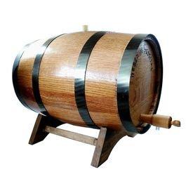 barril de madeira de carvalho 10 litro cachaca cachacaria pinocos lado