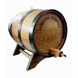 barril de madeira de carvalho 20 litro cachaca cachacaria pinocos